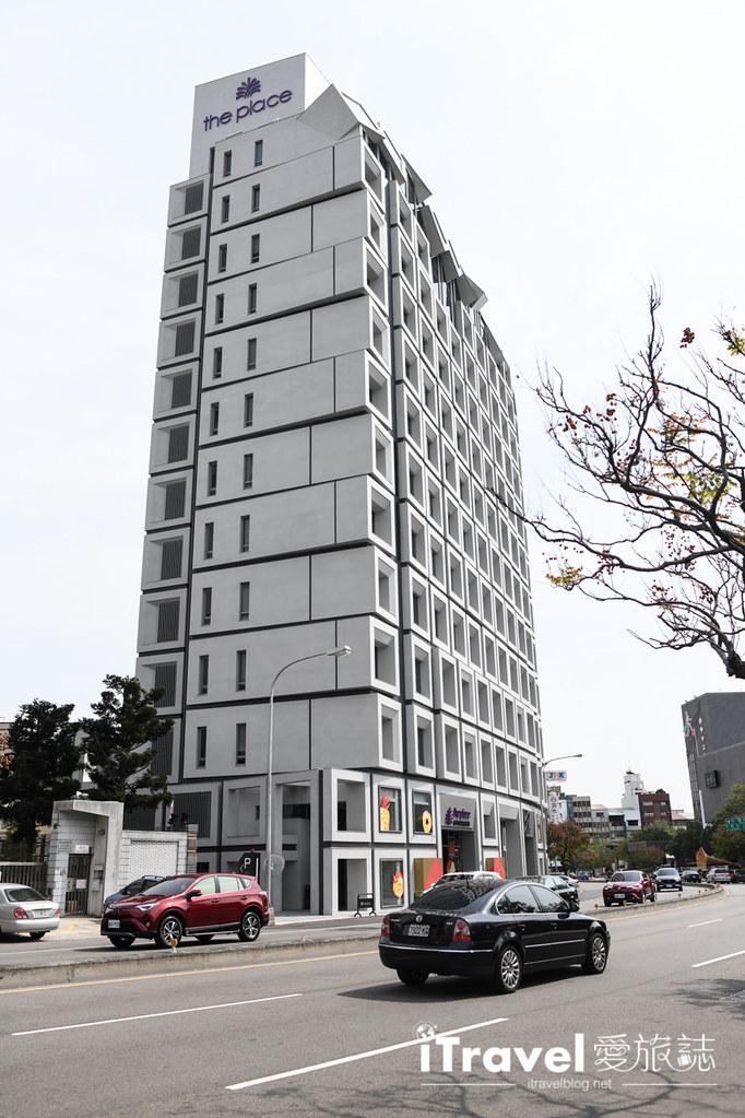 台中飯店推薦 台中大毅老爺行旅The Place Taichung (2)