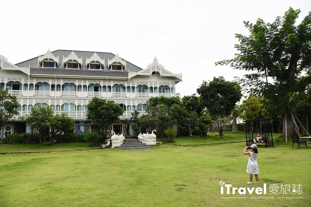 清邁平納昆河濱飯店 At Pingnakorn Riverside Hotel (87)