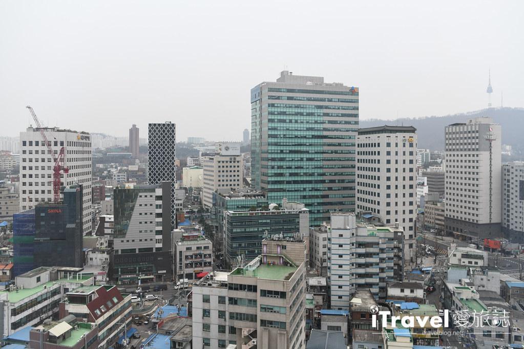 首爾飯店 Novotel Ambassador Seoul Dongdaemun Hotels & Residences (27)