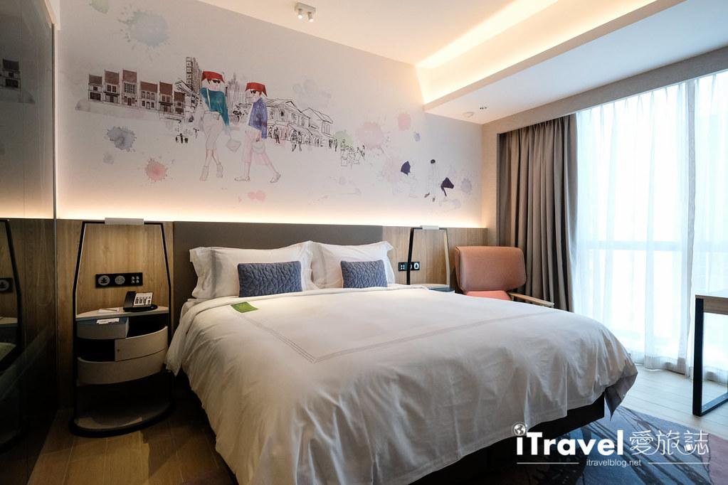 新加坡凱貝麗公寓飯店 Capri by Fraser China Square Singapore (14)