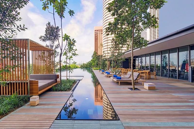 Oakwood Premier OUE Singapore 5