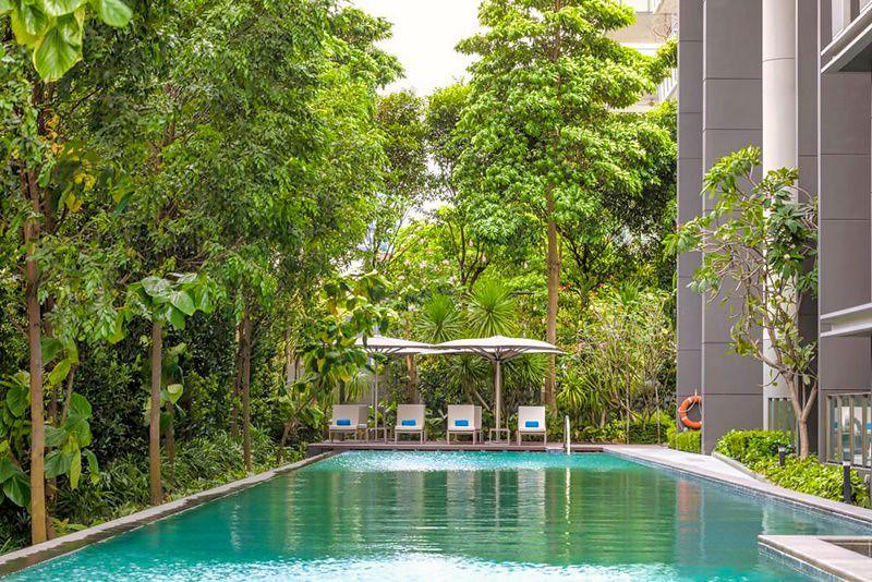 Fraser Residence Orchard Singapore 4
