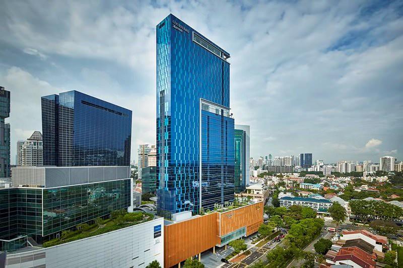 Courtyard by Marriott Singapore Novena 1