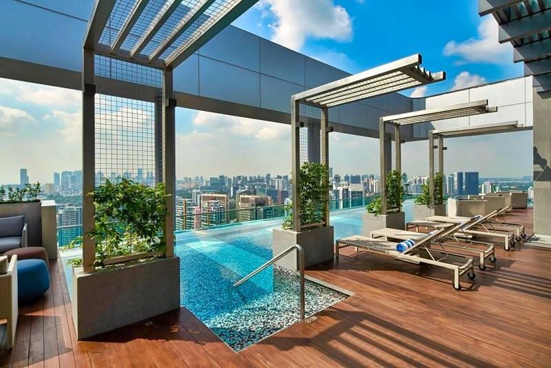 Courtyard by Marriott Singapore Novena 5