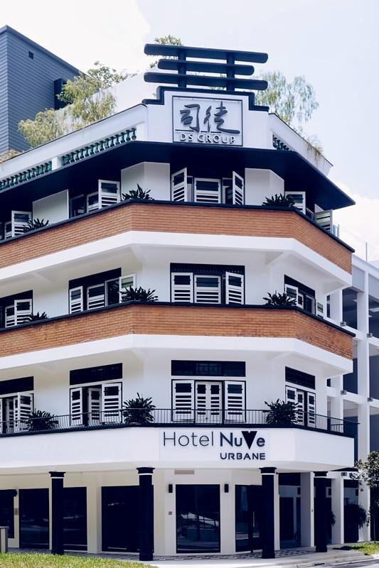 Hotel NuVe Urbane 1