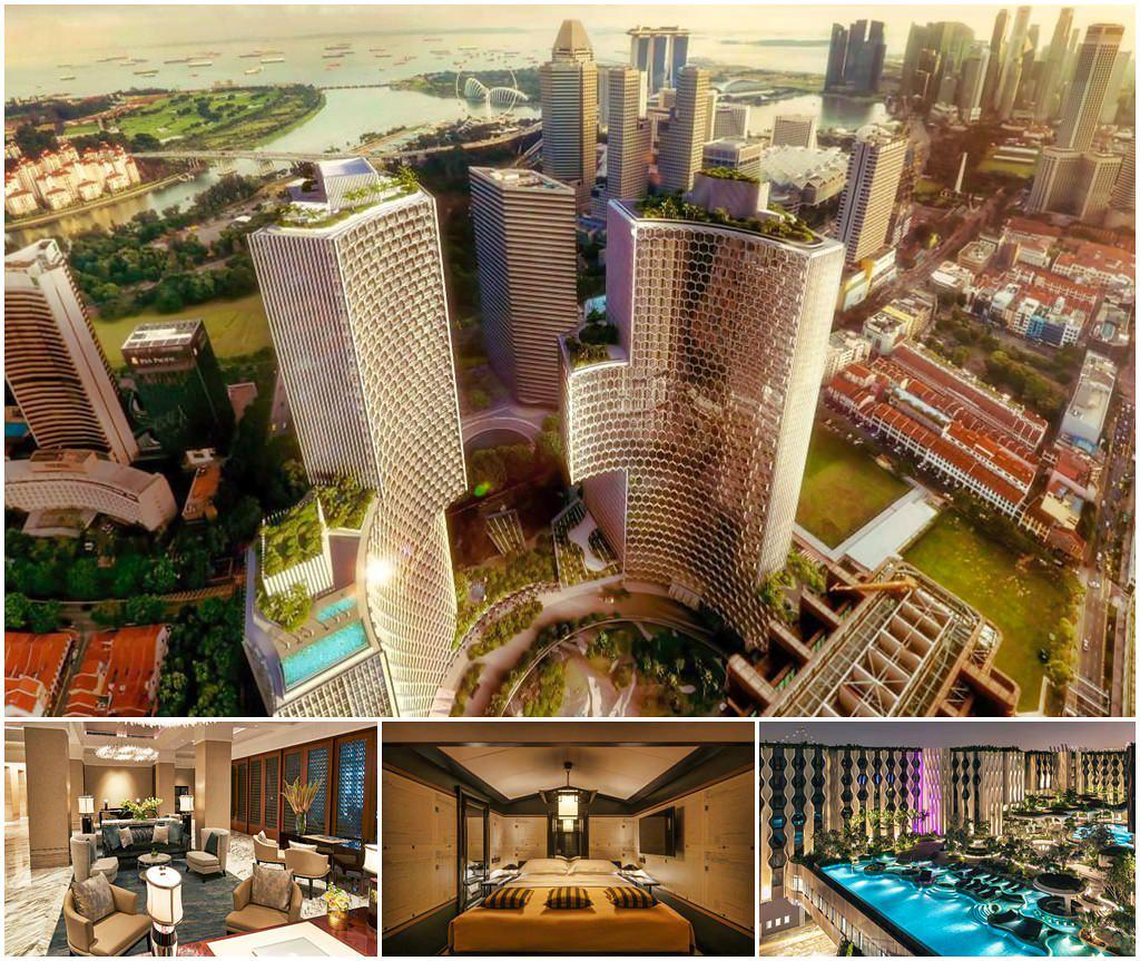 2020 Singapore Hotels Guide