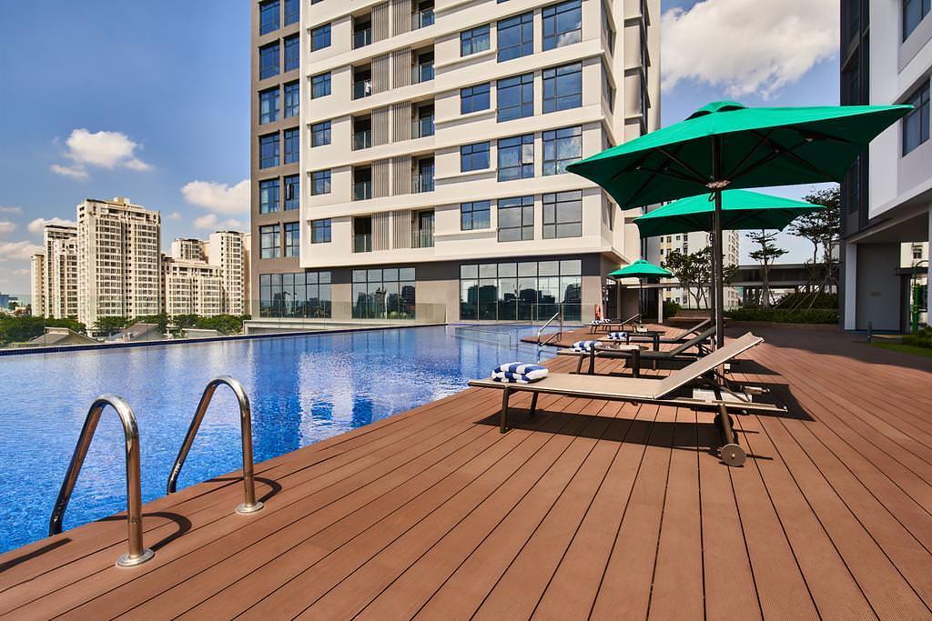 Oakwood Residence Saigon 5