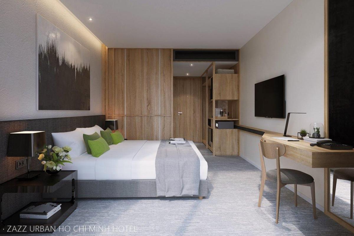 2020 越南胡志明市飯店