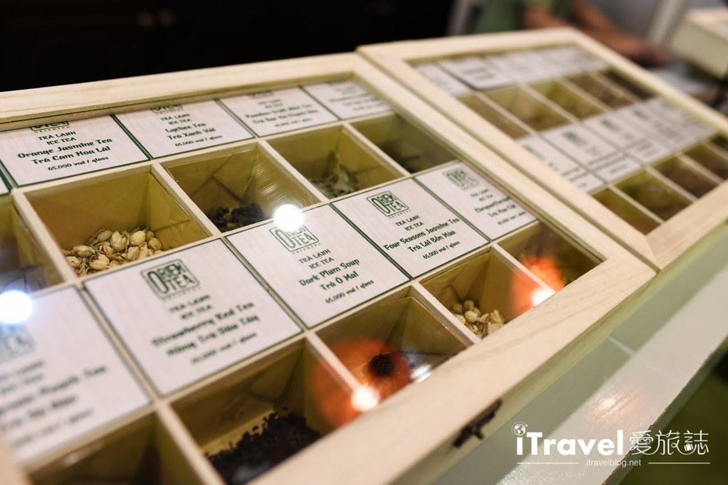 胡志明市咖啡公寓 Orient Tea (7)