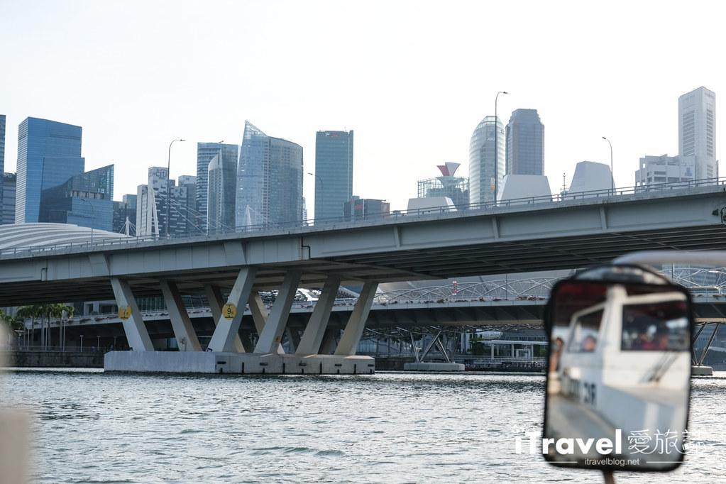 新加坡水陸兩棲鴨子船遊覽 Singapore Duck Tours Bus (20)