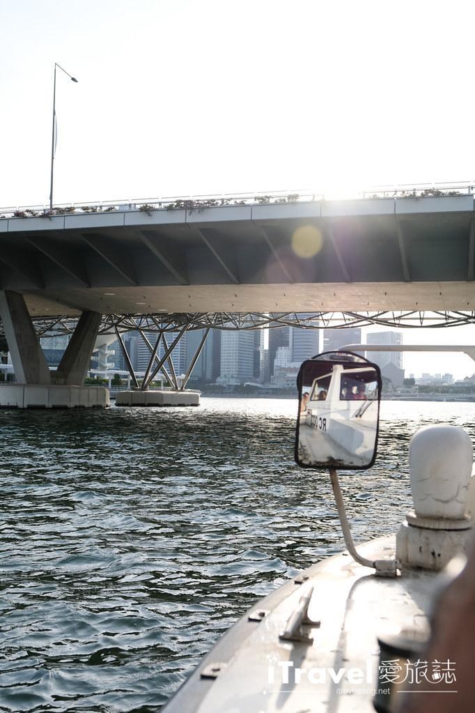 新加坡水陸兩棲鴨子船遊覽 Singapore Duck Tours Bus (21)