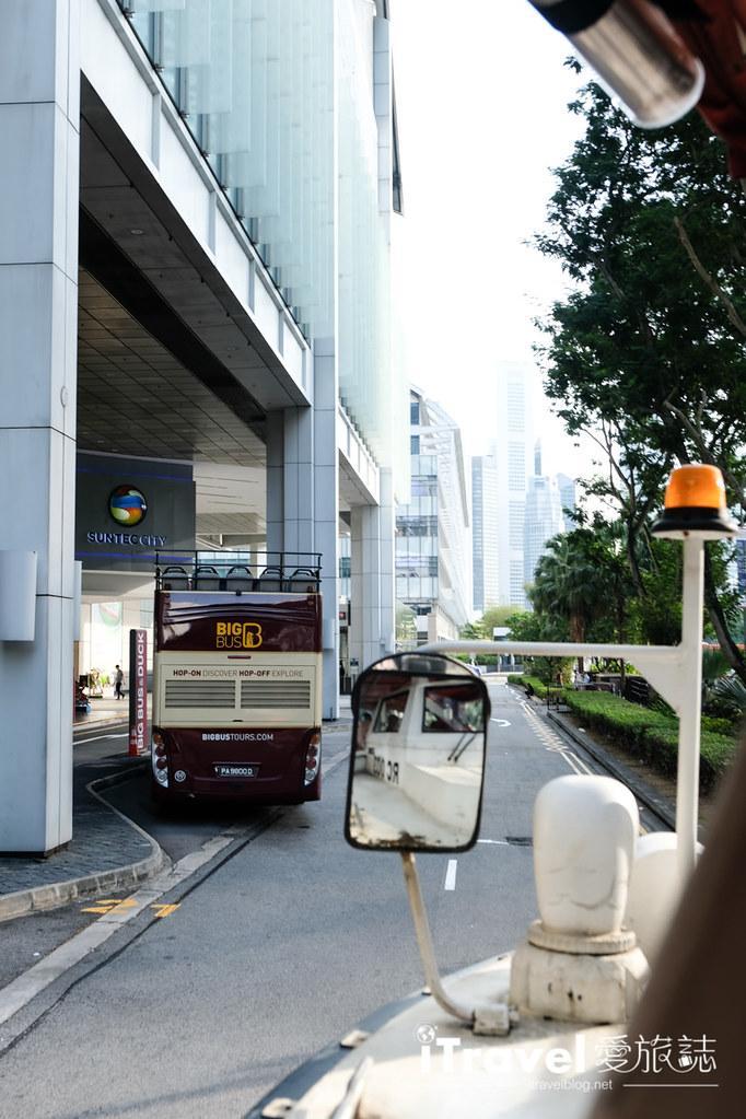 新加坡水陸兩棲鴨子船遊覽 Singapore Duck Tours Bus (10)