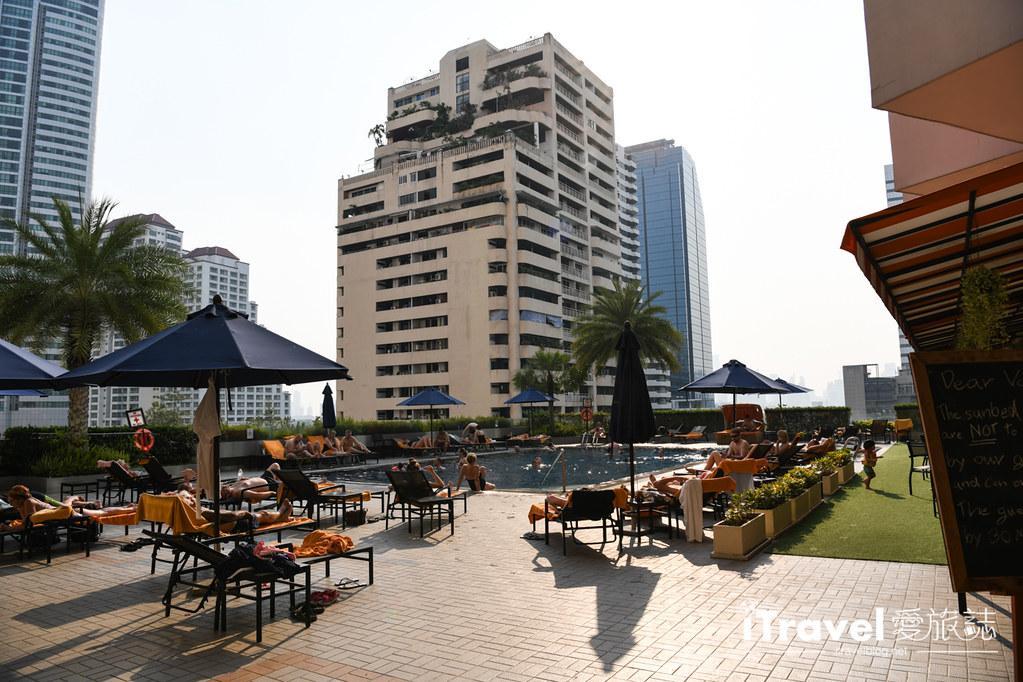 林布蘭特套房飯店 Rembrandt Hotel Suites and Towers (47)