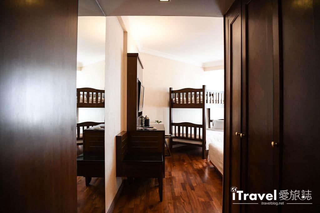 林布蘭特套房飯店 Rembrandt Hotel Suites and Towers (9)