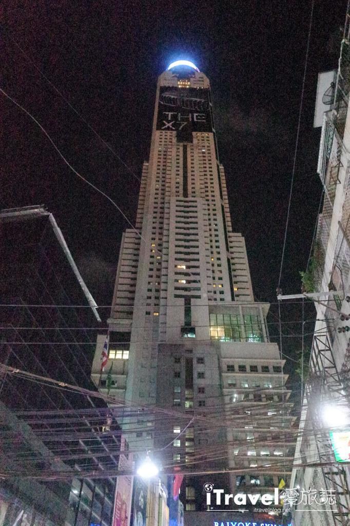 曼谷水門市場夜市 PratuNam Market (53)
