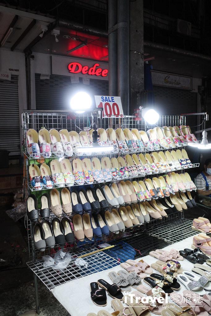 曼谷水門市場夜市 PratuNam Market (10)