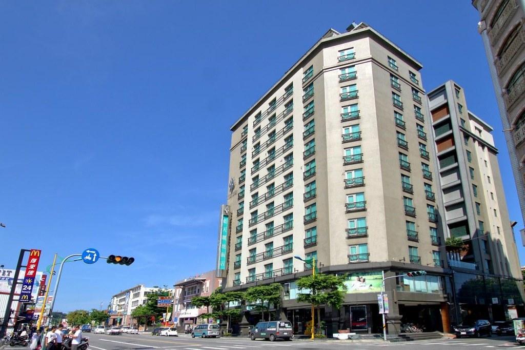 Azure Hotel 1