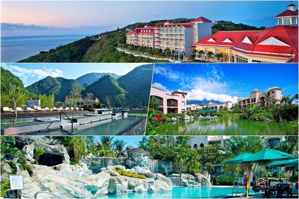 Star Hotels in Hualien