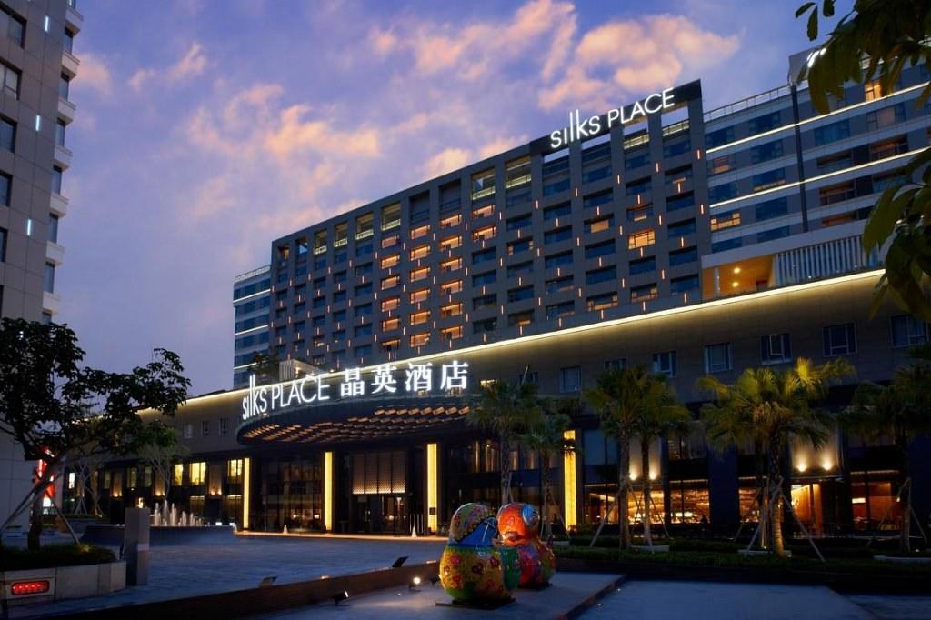 Silks Place Tainan 1