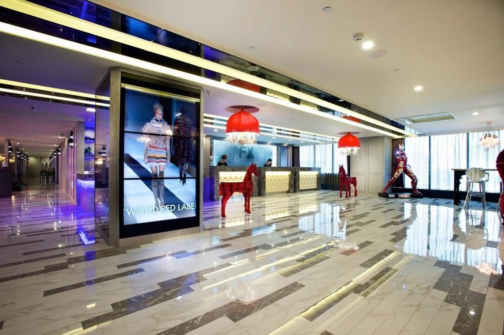 FX Hotel Tainan Minsheng Rd 2