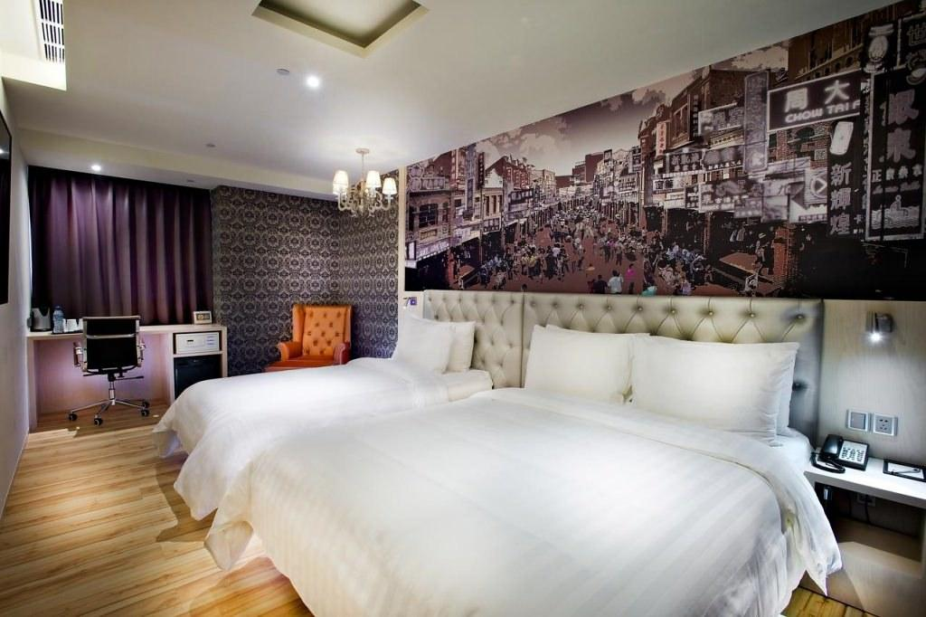 FX Hotel Tainan Minsheng Rd 3