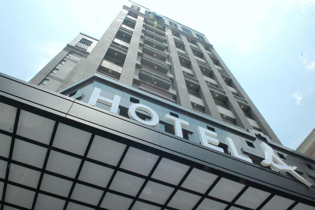 Hotel A Tainan 1