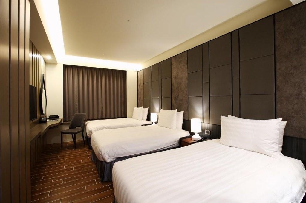 Hotel A Tainan 3