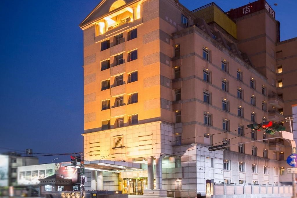 Grand View Hotel 1