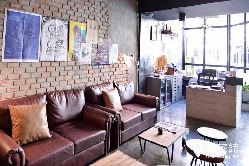 《清邁飯店推薦》Chalnatt Hotel 查奈特酒店:尼曼海明路商圈的工業風設計平價旅宿