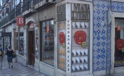 Bertrand: Το παλαιότερο βιβλιοπωλείο βρίσκεται στη Λισαβόνα - iTravelling