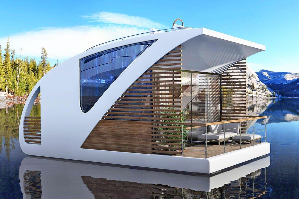 The Floating Catamaran Hotel: Το ξενοδοχείο που επιπλέει - iTravelling