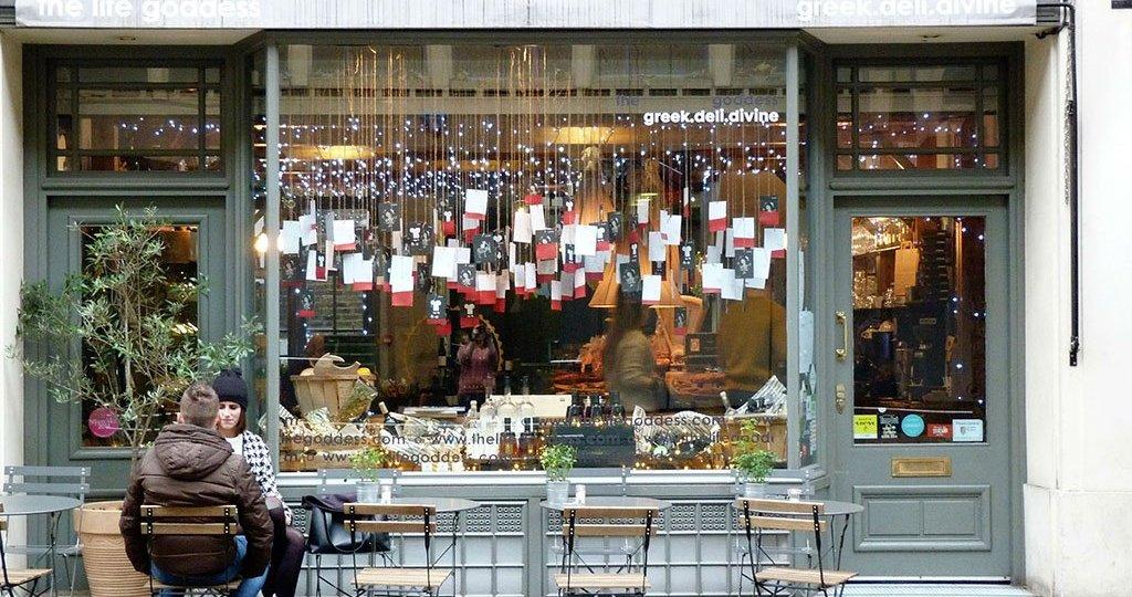 Τhe Life Goddess: Το παραδοσιακό, ελληνικό παντοπωλείο που κέρδισε το Λονδίνο