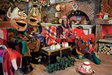 Τα 3 καλύτερα χριστουγεννιάτικα πάρκα στην Ελλάδα - iTravelling