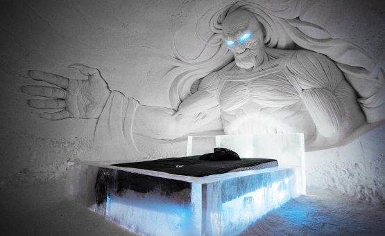 Snow Village: Ένα ξενοδοχείο για τους λάτρεις του Game of Thrones - iTravelling