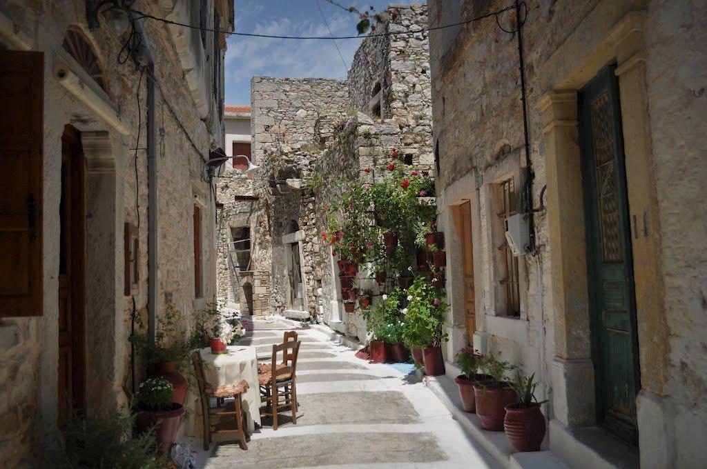 Καλαμωτή: Ένα χωριό που «μυρίζει» Μεσαίωνα στην Ελλάδα