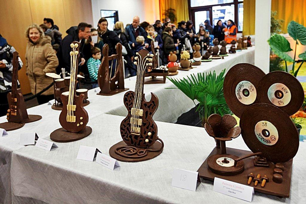 Φουλ της σοκολάτας: Τα 3 κορυφαία φεστιβάλ σοκολάτας στην Ευρώπη - iTravelling