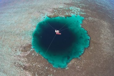 Η τρύπα του Δράκου: Η πιο βαθιά θάλασσα του κόσμου - iTravelling