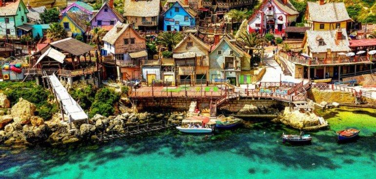Το χωριό του Ποπάι σε περιμένει στη Μάλτα - iTravelling