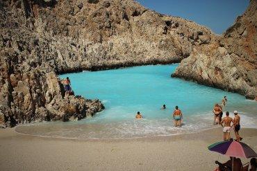 On the Road    Σεϊτάν Λιμάνια: Στα διαβολολίμανα της Κρήτης - iTravelling