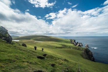 Foula: Το νησί των πόνι - iTravelling