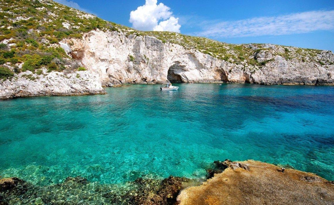 Λιμνιώνας: Η παραλία στη Ζάκυνθο που ανταγωνίζεται το Ναυάγιο - iTravelling