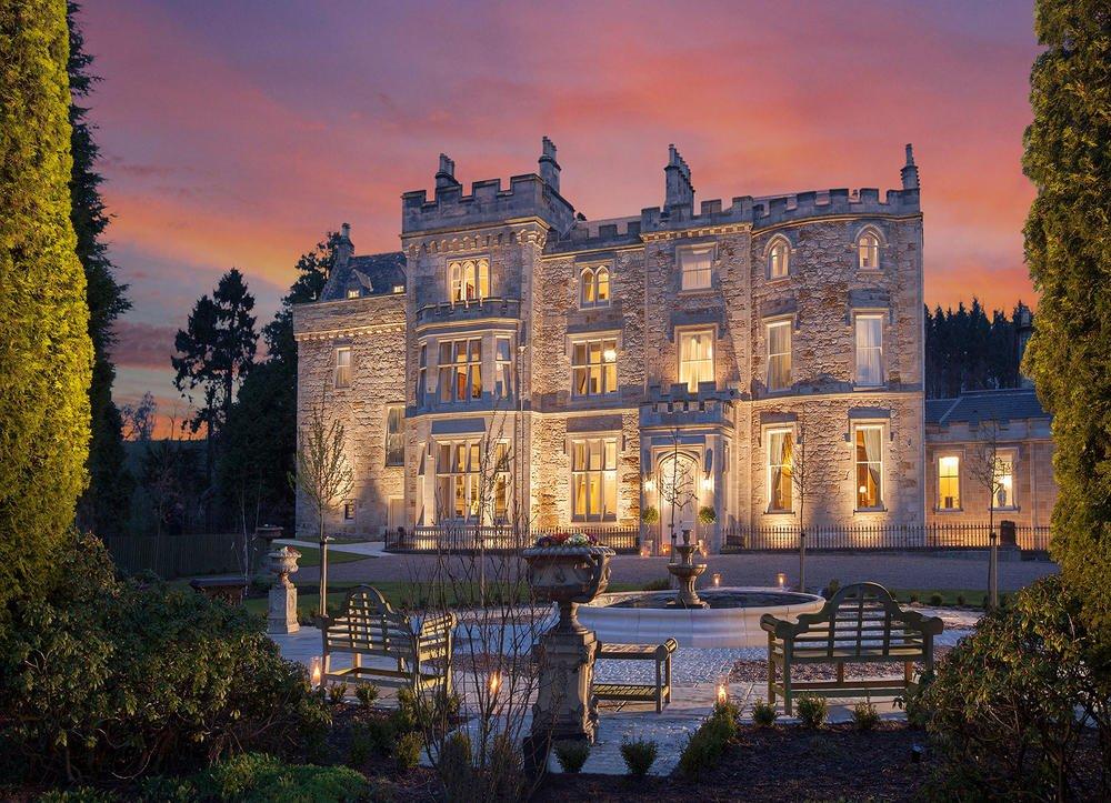 Σαν παραμύθι! 7 προτάσεις για διαμονή σε κάστρο στη Σκωτία