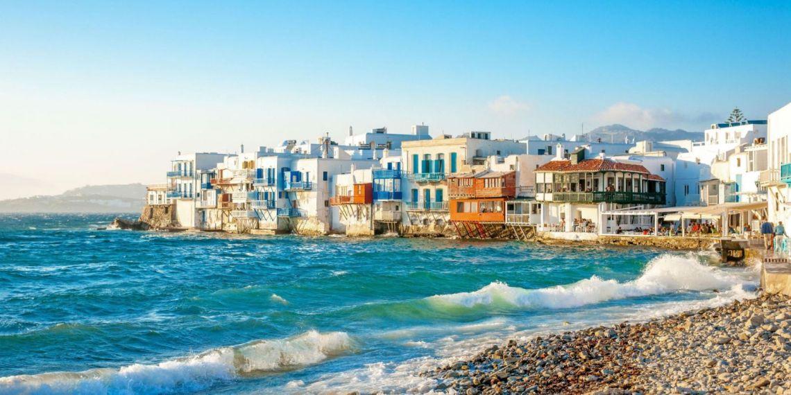 4+1 ελληνικά νησιά για εργένηδες - iTravelling