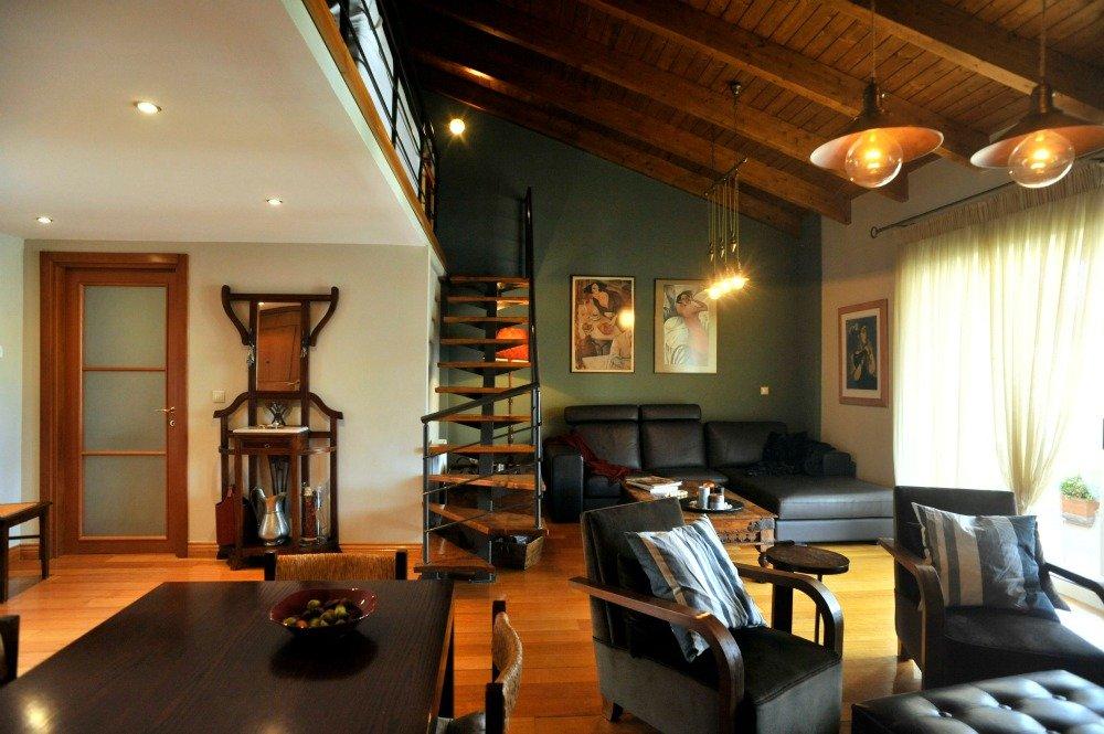 Ένα λονδρέζικο σπίτι στο Μαρούσι με θεατρικό αποτέλεσμα! - iTravelling