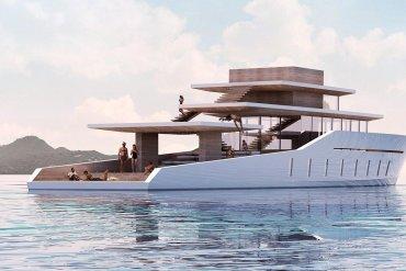 La Petite Terrasse: Ένα super yacht με ιταλική φινέτσα - iTravelling