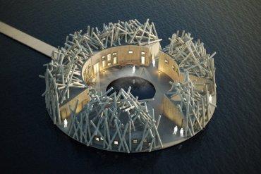 Arctic Bath Hotel & Spa: Ένα πλωτό ξενοδοχείο με θέα το βόρειο Σέλας - iTravelling.gr