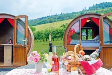 Ξενοδοχεία που σου προσφέρουν διαμονή μέσα σε βαρέλι κρασιού! - itravelling.gr