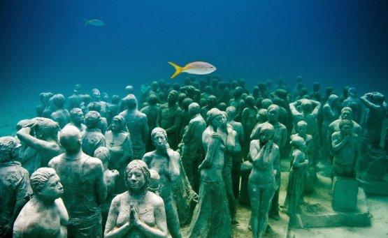 Πάμε στο Υποβρύχιο Μουσείο Γλυπτικής στο Κανκούν - iTravelling