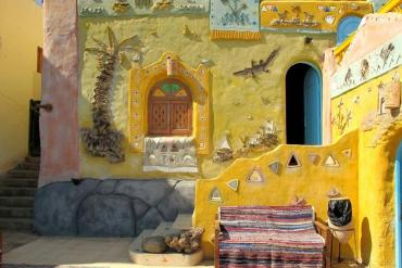 Anakato Nubian Houses: Μια πολύχρωμη όαση στις όχθες του Νείλου - itravelling.gr