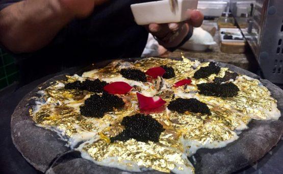 Πίτσα 24Κ: Βρήκαμε την πιο ακριβή πίτσα στον κόσμο - iTravelling